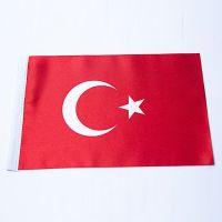 Флаг Турции 24 x 16 см