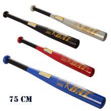 Бита бейсбольная металлическая Profi 75 см