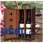 Подарочная шкатулка набор для вина на две бутылки Classical Wine