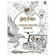 Раскраска антистресс Гарри Поттер / Harri Potter / Mystery Garden / Wonderful forest / Secret Carden