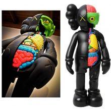 Коллекционная дизайнерская игрушка KAWS (реплика) 20 см