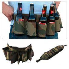 Waist bag for drinks
