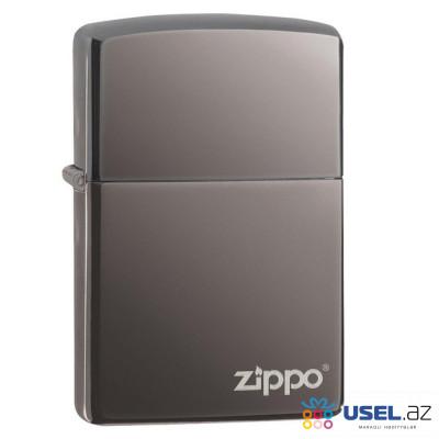 Зажигалка Black Ice Chrome W/ Zippo