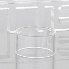 Оригинальный сменный стеклянный резервуар Clrane для распылителя CoilART Azeroth RDTA