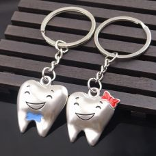 """Keychain """"Tooth"""""""