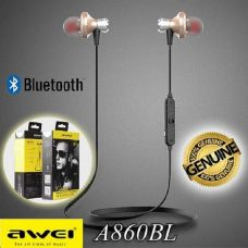 Bluetooth headphones Awei A860 BL