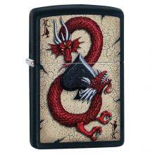Зажигалка Zippo Dragon Ace
