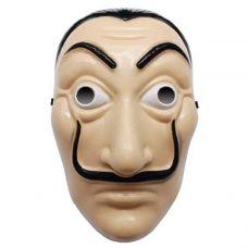La Casa De Papel Mask Salvador Dali üz üçün maskası