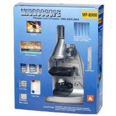 MP-B900 məktəb mikroskopu