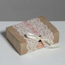 Подарочная складная коробка «Сюрприз»