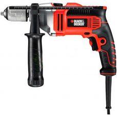 Дрель Black & Decker Drill keyless chuck 13 mm 750W
