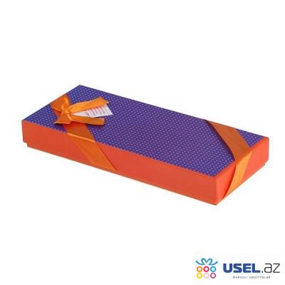 "Коробка подарочная ""Капли"""
