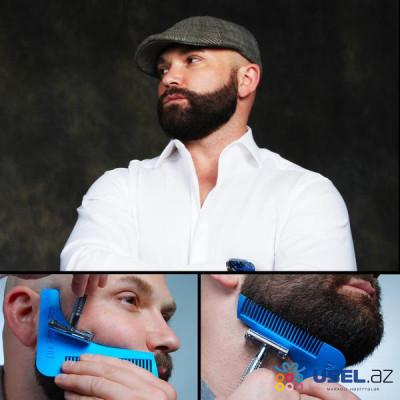 Beard Bro saqqal üçün daraq