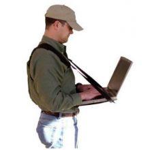 Плечевой держатель для ноутбука