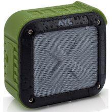 AYL Аудио колонка Водонепроницаемая / Беспроводная Bluetooth 4.0 /  батарея 10 часов / Мощность 5W