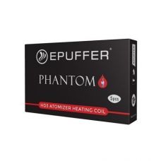 Qızdırıcı elementi ilə PHANTOM HD3  üçün buxarladıcı
