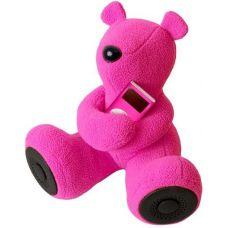 Колонки - мягкая игрушка мишка / заяц DJ Hug