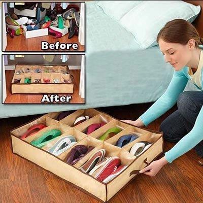 Шузандер - компактный органайзер для обуви