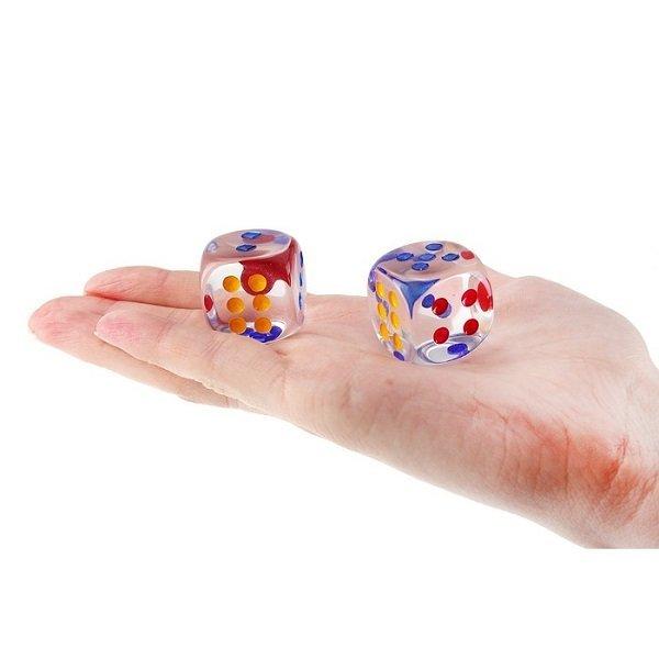 Кубики акриловые