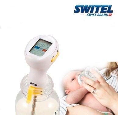 """Цифровой термометр для детского питания и молочной смеси """"Switel"""""""