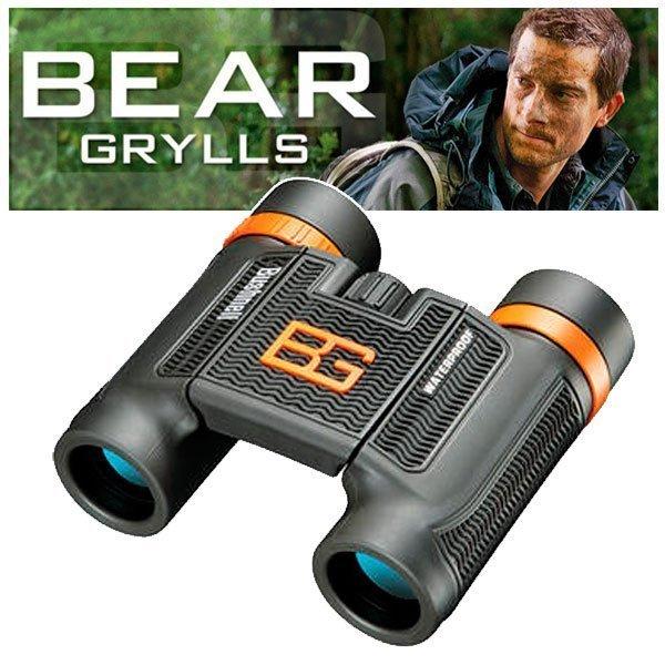 Бинокль Bushnell Bear Grylls 8x25 Водонепроницаемый/Противотуманный