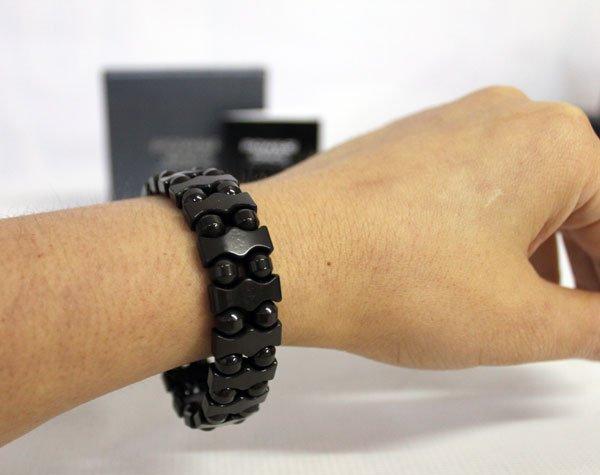 Энергетический турмалиновый браслет Power Ionic купить в Баку