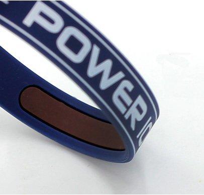 Энергетический браслет Power Ionics 2000 ions/cc Titanium