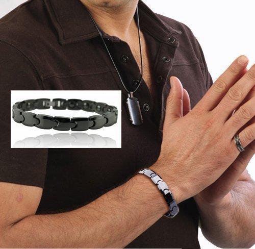 Магнитный керамический браслет Power Ionics