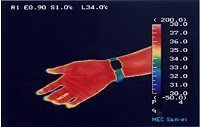 Энергетический турмалиновый браслет Power Ionic