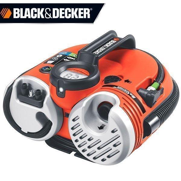 Беспроводный автокомпрессор Black&Decker ASI 500 12v DC