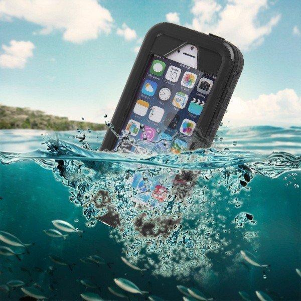 Чехол водонепроницаемый IP68 Waterprof iPhone 5/5S