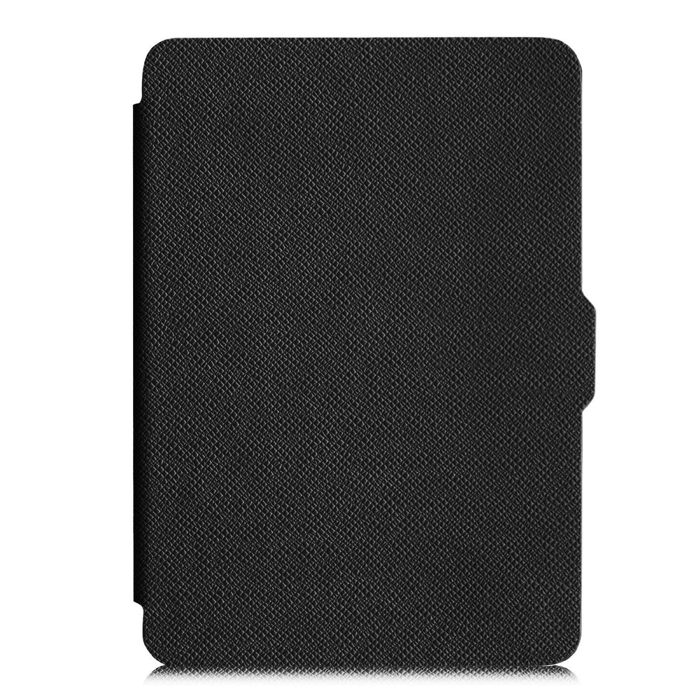 Тонкий и легкий кожаный чехол для Kindle Paperwhite FintieSmartShell