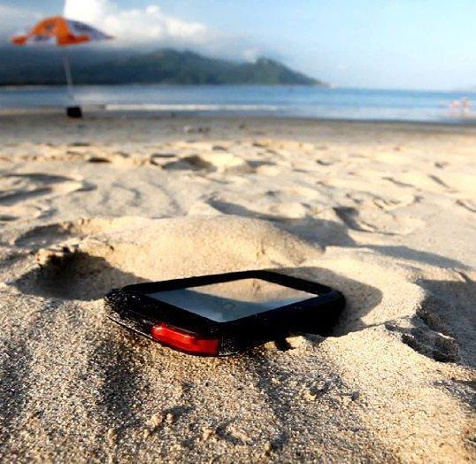 Влагозащитный, ударопрочный чехол Lunatik iPhone 6
