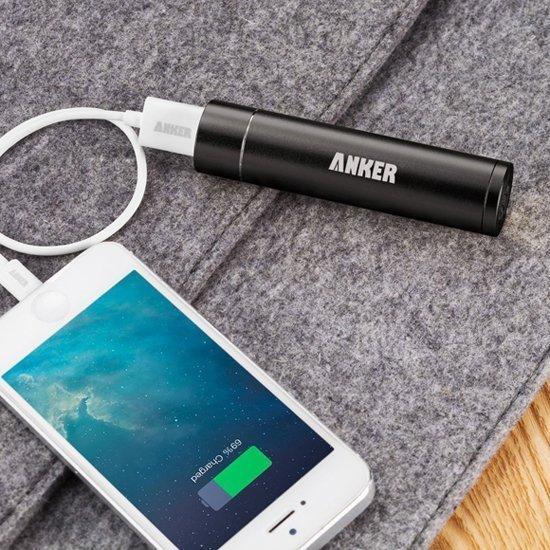 Внешний аккумулятор USB Anker 2nd Gen Astro Mini 3200mAh