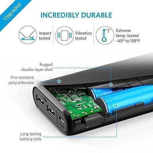 Внешний аккумулятор Anker PowerCore 20100 mAh 4.8а Output