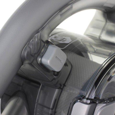 Аккумуляторный пылесос с гибким шлангом и щеткой для уборки шерсти питомцев Black & Decker 14.4В
