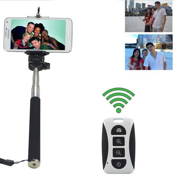 Пульт дистанционного спуска затвора для мобильных телефонов (Remote shutter)