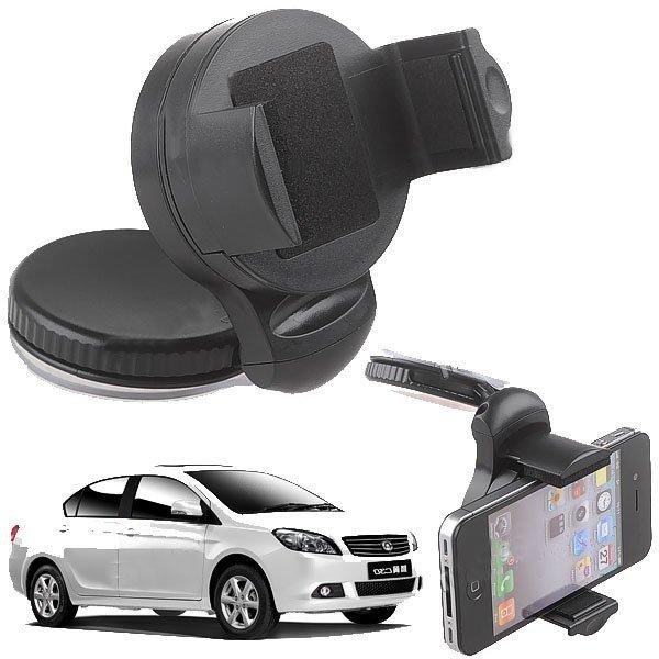 Автомобильный держатель с присоской для мобильных / GPS
