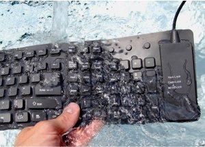 Силиконовая клавиатура