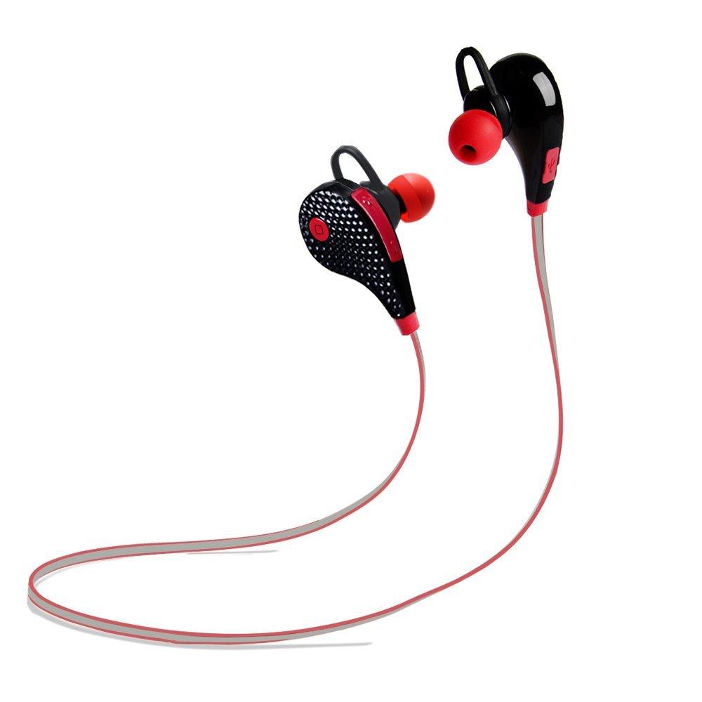 Bluetooth спортивные наушники KMASHI со встроенным микрофоном