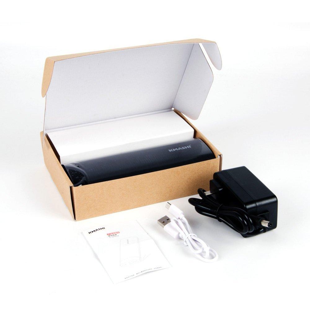 Внешний портативный аккумулятор KMASHI 20000mah DC 5V/5A