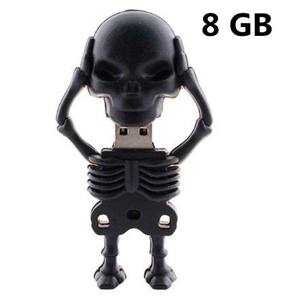 USB флешка 8GB Skeleton