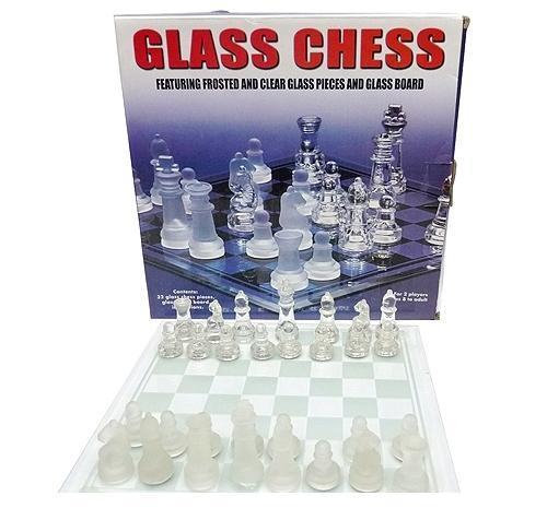 Настольная игра Стеклянные шахматы
