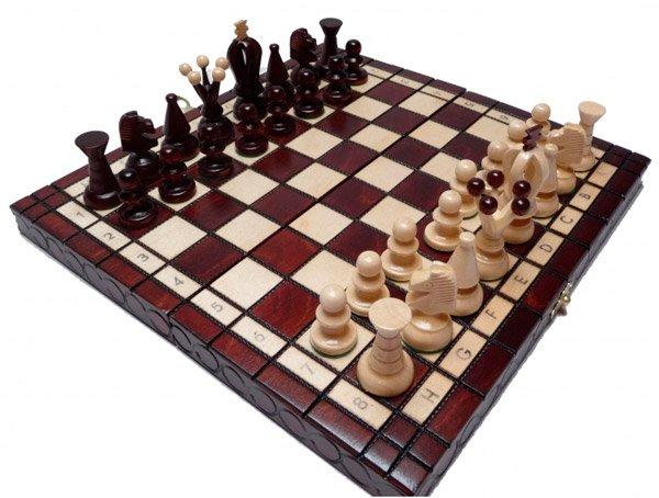 Маленькие королевские шахматы
