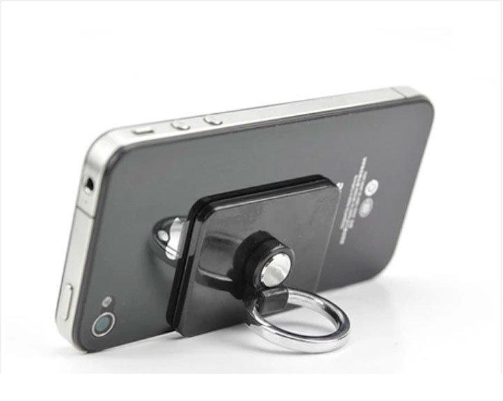 """360 Поворотный держатель - подставка для гаджетов """"RING"""""""
