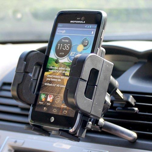 Автомобильный держатель iKross 3 в 1 для смартфонов