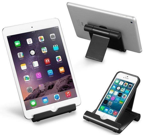 Anker Алюминиевая мультифункциональная подставка для смартфонов и планшетов