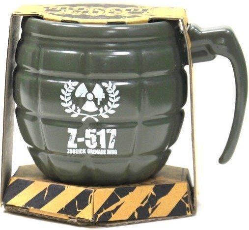 Кружка Граната Z-517