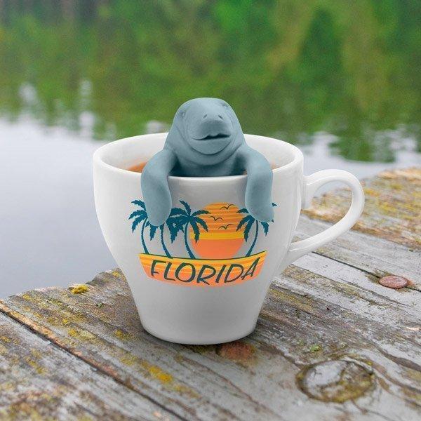 Заварник для чая - Ламантин (Mana Tea) Fred and Friends
