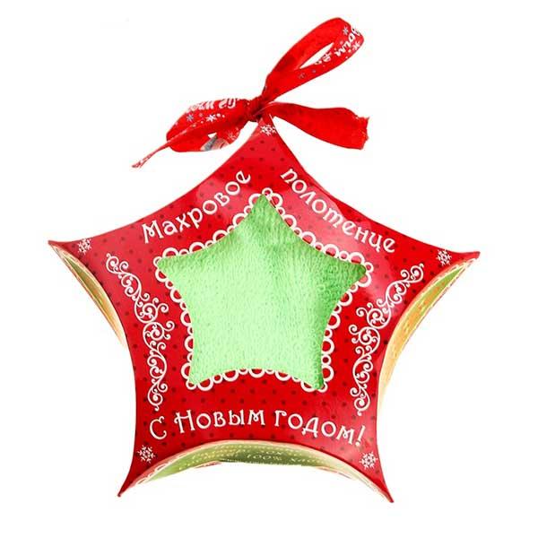 Полотенце сувенирное С Новым годом,
